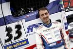 David Vršecký z týmu Buggyra na okruhu Red Bull Ring.