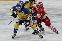 Po domácím utkání s Hradcem Králové (7:4) se ústečtí hokejisté představí na ledě aktuálně třetího týmu tabulky z Olomouce.