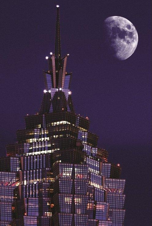 Grand Hyatt Šanghaj, Čína – 420 m.