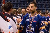 Hokejbalisté Elby ovládli Český pohár.