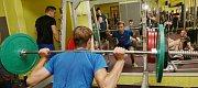 Hokejisté Ústí nad Labem zahájili přípravu tréninkem v posilovně.