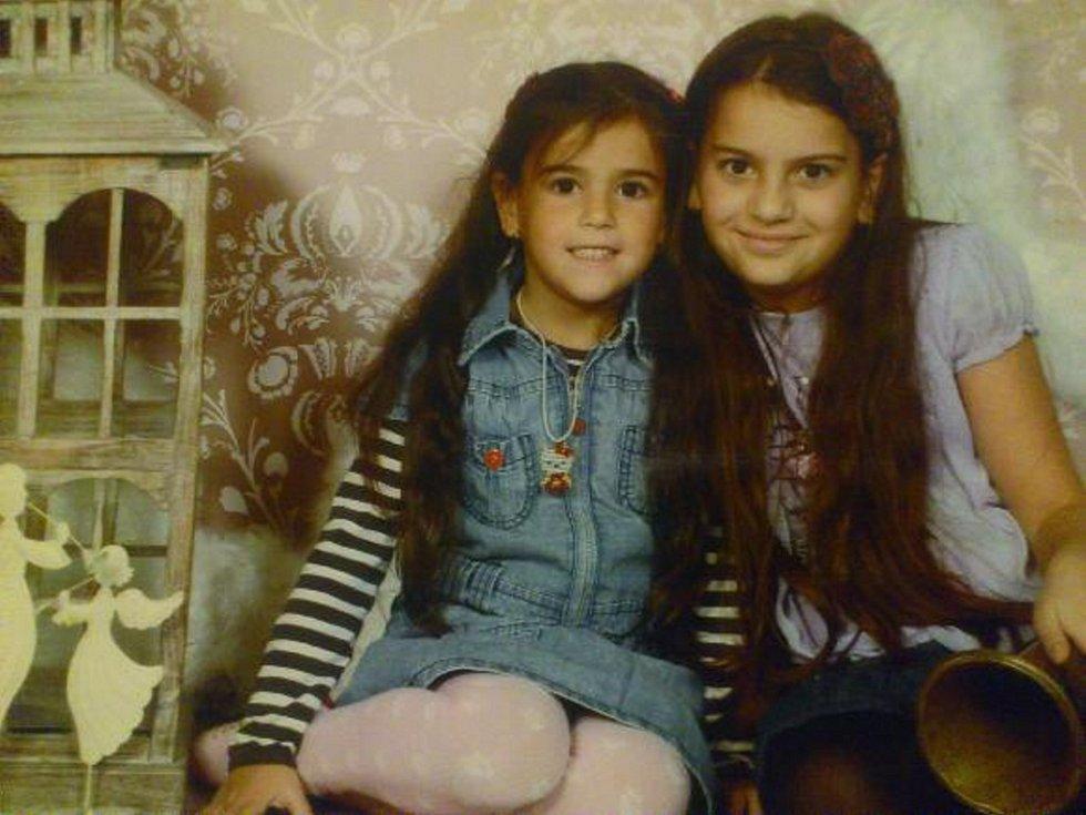 18. LENKA BARTALOVÁ, 10 let, Nové Sedlo u Žatce.