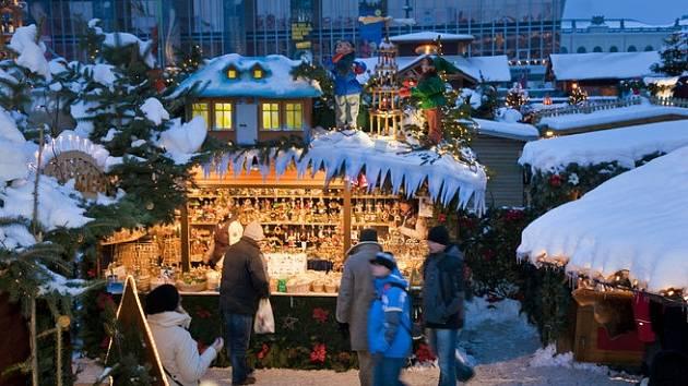 Drážďanské vánoční trhy opět nabízejí spousty lákadel i zábavy pro celou rodinu.