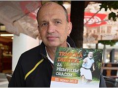 Petr Kostovič má na kontě asi osm maratonů a nespočet kratších závodů.