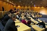 Setkání se představiteli kraje a vybraných měst.