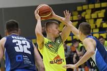 Basketbalisté Ústí porazili Kolín.