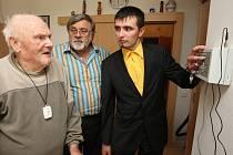 Domov pro seniory v Telnici na Ustecku má dálkový systém sociální ochrany.