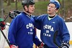 Hokejbalisté Coma Teamu
