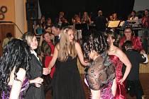 Ples Základní školy Trmice 2010.