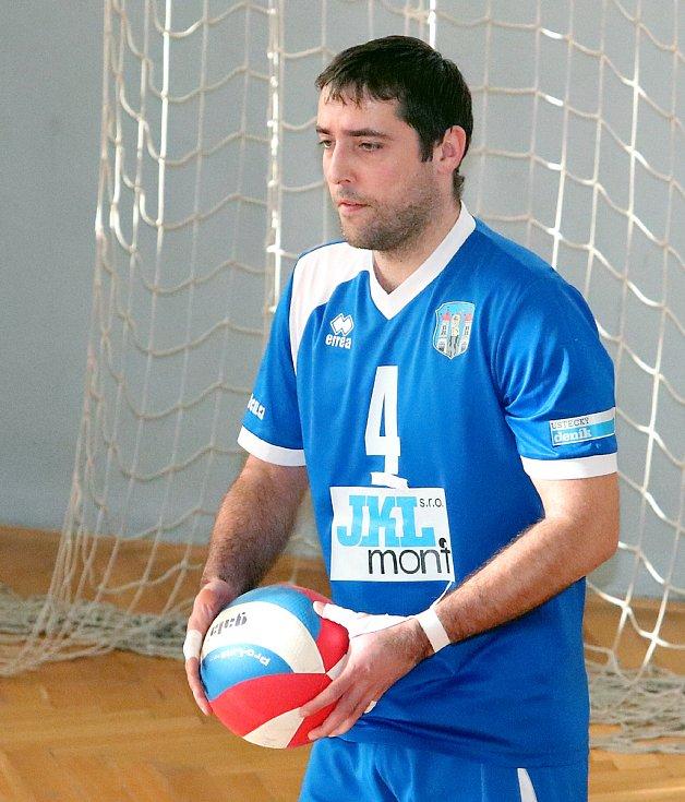 František Nedbal kapitán Slovanu Chabařovice