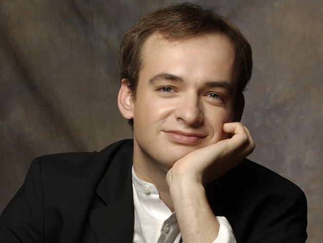 Martin Kasík, úspěšný klavírista.