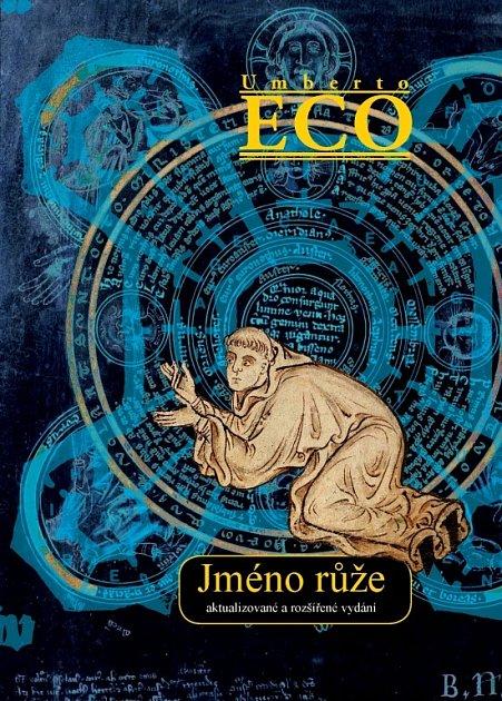 Umberto Eco se rozhodl přepsat některé své romány. Začal tím nejslavnějším, Jménem růže.