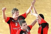 Volejbalisté Chabařovic ovládli kvalifikaci o 2. ligu.