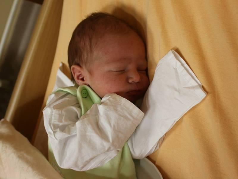Ondřej Drábek se narodil v ústecké porodnici 12. 2. 2017(8.45) Haně Drábkové. Měřil 59 cm, vážil 3,49 kg.
