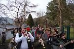 V sobotu 15. února se uspořádal spolek Veselá Brná již šestý Masopust v Brné.