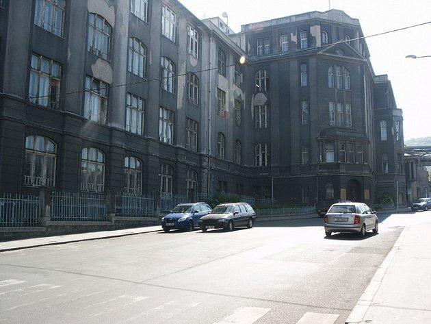 Správní budova Setuzy