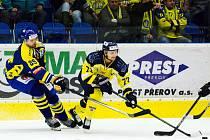 Ústečtí hokejisté naposledy prohráli v Přerově 1:6.