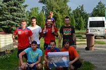 Zájezd do Chorvatska si vybojovali fotbalisté HFC Ústí.