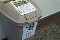 Schránka na sběr mobilů je nově i na magistrátě ve 4. poschodí na odboru životního prostředí.