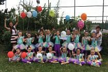 Ohromný úspěch zaznamenal Sportovní taneční klub Gebert.