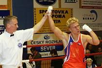 Dokáže se nejlepší český boxer současnosti Zdeněk Chládek probojovat na olympiádu do Londýna?