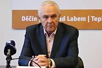 Jiří Novák, bývalý šéf představenstva Krajské zdravotní