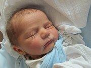 Oliver Antony se narodil v ústecké porodnici 20.4.2017 (12:36) Andree Karlíkové. Měřil 49 cm a vážil 3,25 kg.