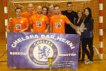 Superstar tým - 2. místo.