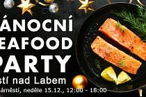 Seafood party Ústí nad Labem