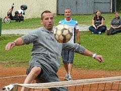 Přestanov hostí další ročník nohejbalového turnaje.