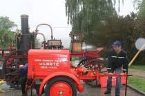 Oslavy výročí 110 let trvání Sboru dobrovolných hasičů ve Lhotě.