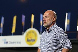 Trenér Michal Bílek