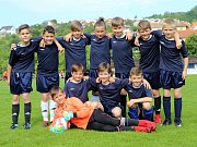 Fotbal McDonlads Cup. Krajské kolo Vršava Zlín. ZŠ Oskol Kroměříž