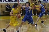 Basket I. liga Zlín – Vyšehrad