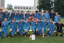 Úspěšní dorostenci FC Malenovice