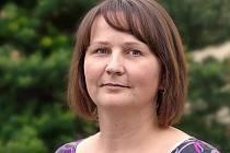 Kateřina Pivoňková, ředitelka zlínské NADĚJE
