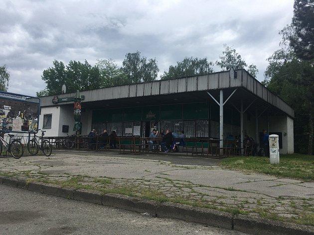 Restaurace Petka vOtrokovicích.