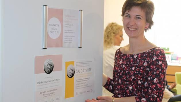 Nová pobočka ve Zlíně - slavnostní zahájení za přítomnosti vedení Naděje i ošetřovatelek a domácích pečovatelek