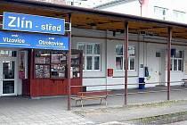 Kancelářské prostory si můžete pronajmout i na vlakovém nádraží ve Zlíně.