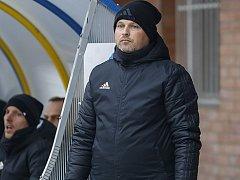 Zlínský trenér Jan Somberg