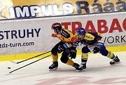 hokej Aukro Berani Zlín - HC Litvínov