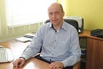 Ing. Jaroslav Končický, starosta města Slavičín