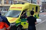 Zlínská cukrárna Dino rozdala dorty a zákusky hasičům, záchranářům a policistům