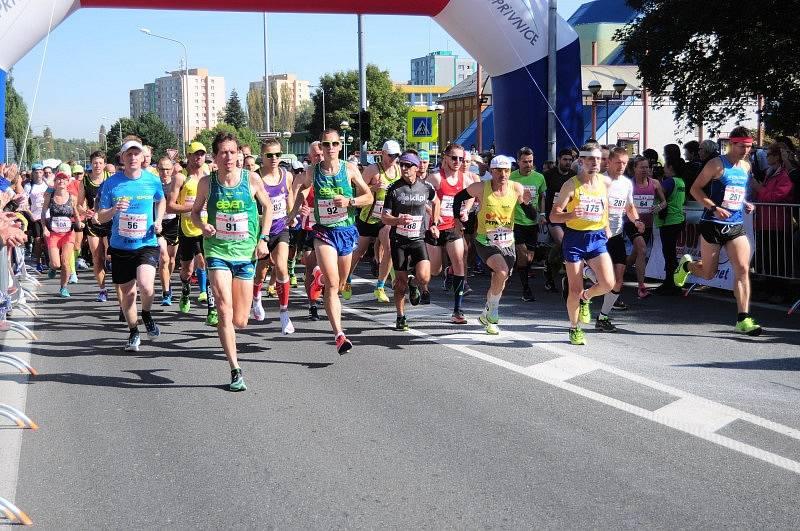 Běh Emila Zátopka 2021