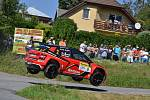 Druhá etapa Barum Rally - RZ 10 Kašava, RZ 13 Kašava, RZ 15 Maják