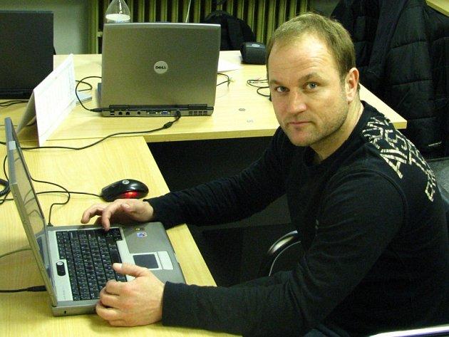 Pavel Hoftych ve Zlínském deníku