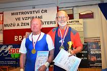 Zleva: Jan Kohutič, Josef Vybíral