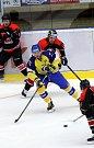 Hokejisté Aukro Berani Zlín v rámci turnaje Zubr cup vyzvali hokejisty Znojma.