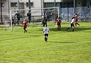 fotbalový krajský přebor žen Holešovské holky-Valašské Klobouky
