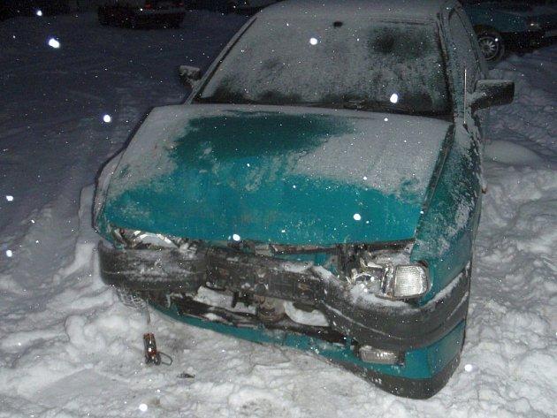 Obrázky nehod ve Zlínském kraji.